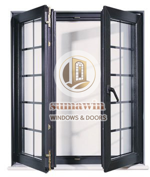 French door- French window